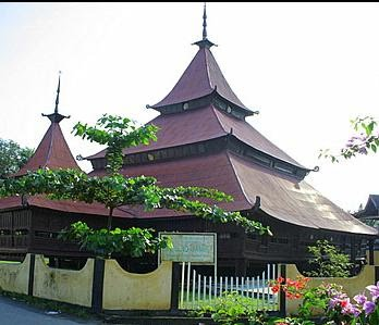 Masjid Jami' Air Tiris