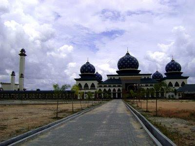 Masjid Sultan Syarif Hasyim Siak