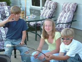 Emily, Collin & Jesse