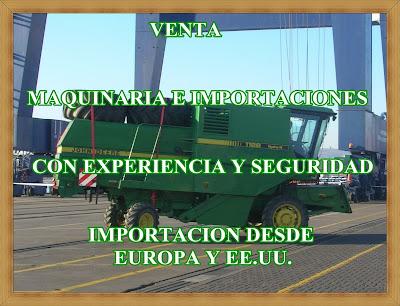 importadora de maquinas y repuestos agricolas