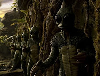 Sleestak - Land of the Lost