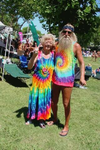 Pintura Swirl Hippie-48540