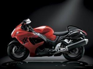 FASTEST MOTORCYCLE - Suzuki Hayabusa