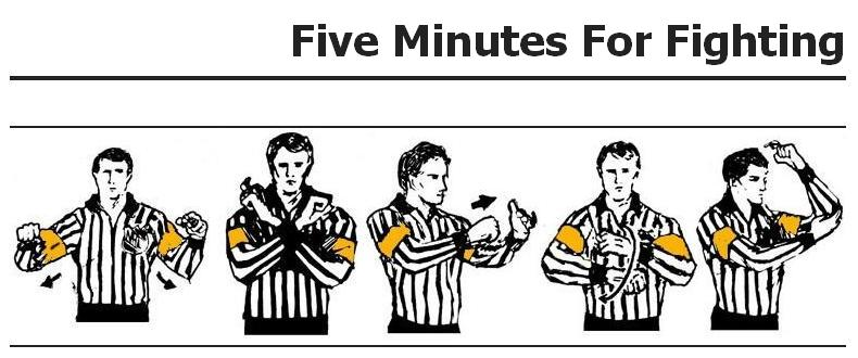 Five Minutes For Fighting