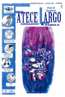 Fatece Largo #45 (Aprile 2007)