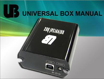 كتاب لتعليم Universal Box