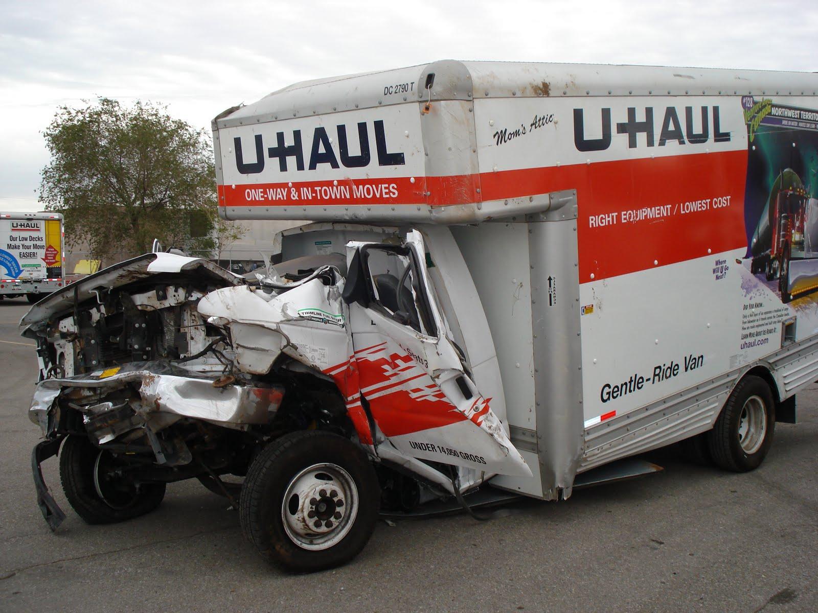 Truck Salvage Uhaul Wiring Harness Installation