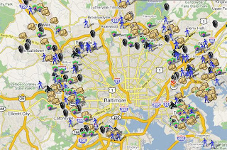 Baltimore County Crime Maps | SpotCrime - The Public\'s Crime Map