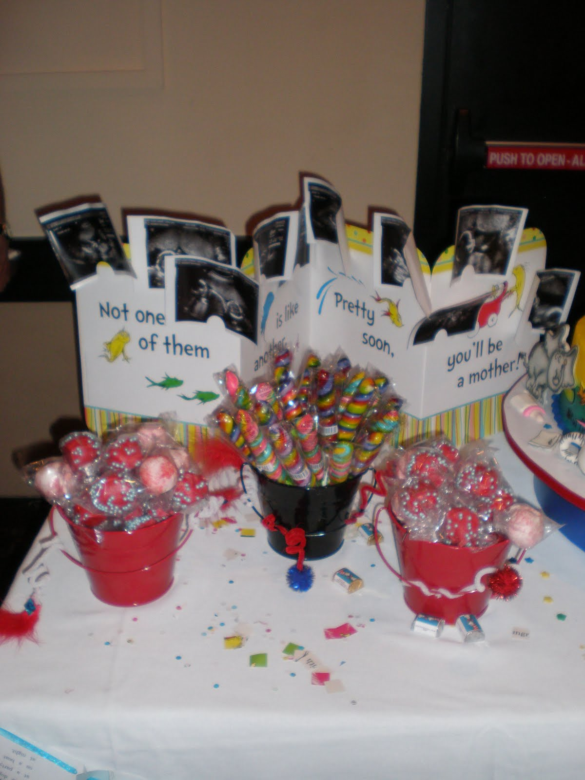 Luci&me: Dr. Seuss Baby Shower