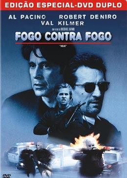 Filme Poster Fogo Contra Fogo DVDRip RMVB Dublado-TELONA