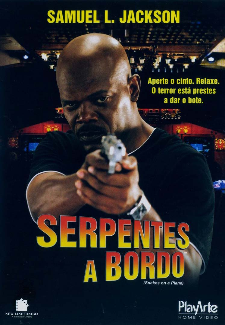 Serpentes a Bordo – Dublado