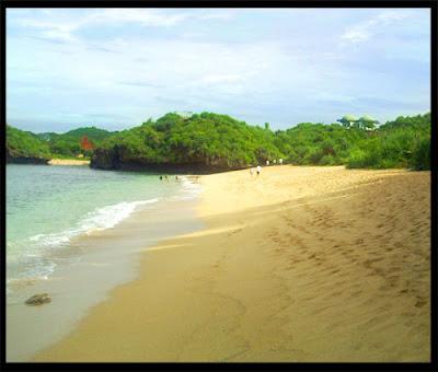 pantai,pantai ngandong,ngandong, sundak