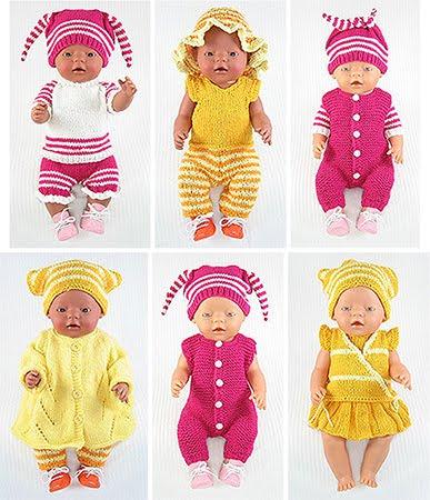 My Little Baby Newborn Pattern - Craftsy: Learn It. Make It.