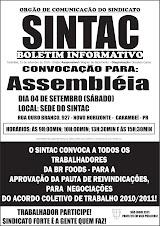CAMPANHA SALARIAL 2010/2011, REIVINDICAR, ORGANIZAR E LUTAR!!!
