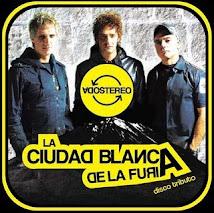 """""""LA CIUDAD BLANCA DE LA FURIA"""" (comentado)"""