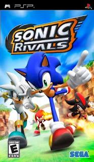 Sonic Rivals Tamanho: 96 MB Formato: N/A Qualidade dos Gráficos: 7 Nível de Jogabilidade: 8 Nº de mídias: 1 UMD Hospedagem : Rapidshare