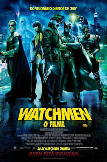Watchmen : O FILMES - Legendado Ano de Lançamento : 2009 Gênero : Ação/Ficção Científica Áudio : Inglês (Legendado) Formato : Avi - DVDRip