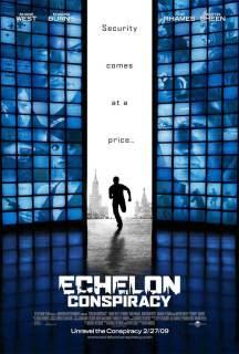Echelon Conspiracy + Legenda Quando cada telefonema, mensagem de texto e até mesmo e-mail está sendo monitorado, registrado e analisado via satélite, não existe um dispositivo celular que poderia escapar de tudo isso .