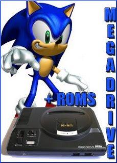 Emulador de Mega Drive + 65 ROMs  Tamanho: 46 Mb Formato: RAR Hospedagem: MegaUpload