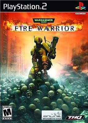 Warhammer 40000: Fire Warrior Midia: DVD Idioma: Inglês Region: PAL Genero: Ação, Tiro Console: PS2