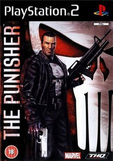 The Punisher Midia: DVD Idioma: Inglês Region: NTSC Genero: Ação, Tiro Console: PS2