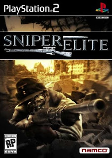 Sniper Elite (PS2) Midia: DVD Region: NTSC Genre: Guerra/Tiro Console: PS2