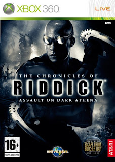 The Chronicles Of Riddick Assault On Dark Athena Tamanho: 6.5 GB Genero: Tiro Console: xbox 360