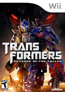 Transformers II - Revenge Of The Fallen Tamanho: 4 GB Genero: Tiro Console: WII