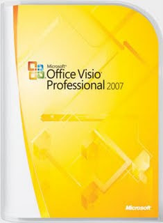 Microsoft Office Visio Professional 2007 PT-BR + Serial