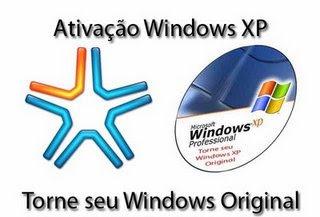 """Como validar Seu Windows XP e deixando sua cópia original-Nova versão Nova versão, mais prática, apenas 1 arquivo .reg, 2 cliques e pronto, sua cópia estará """"original""""."""