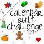 CALENDER QUILT CHALLENGE