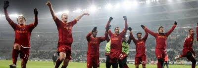 Juventus 1-2 Roma