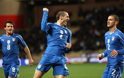 Italy 0-0 Cameroon