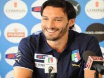 Zambrotta at the press conference