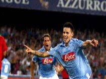 Napoli 1-0 Panionios