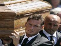 Sensi funeral in Rome