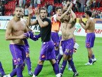Slavia Prague 0-0 Fiorentina