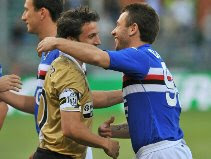 Sampdoria 0-0 Juventus