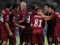 Reggina 4-0 Cagliari