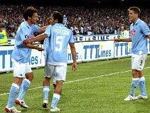 Napoli 3-2 Benfica