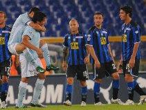 Lazio 2-0 Atalanta