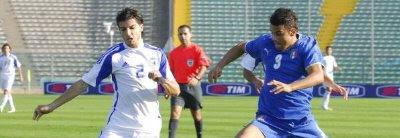 Italy 0-0 Israel