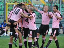 Palermo 3-0 Chievo