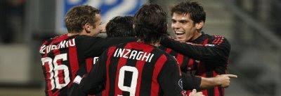 Heerenveen 1-3 Milan