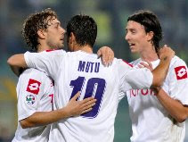 Palermo 1-3 Fiorentina