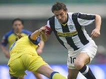 Chievo 0-2 Juventus