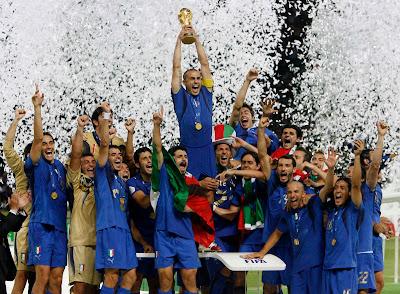 Italy - 2006 World Champions