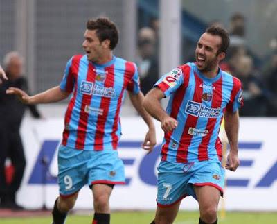 Catania 3-2 Torino
