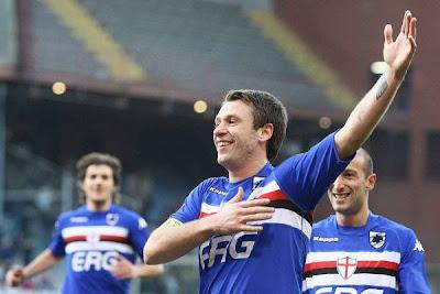 Sampdoria 3-0 Catania