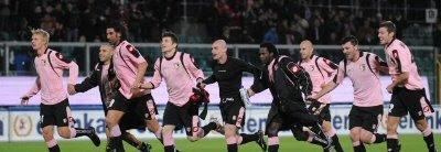 Palermo 3-1 AC Milan